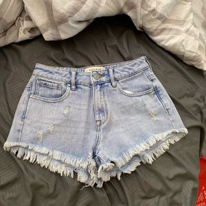 high rise BRAND NEW pacsun shorts
